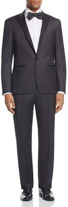 John Varvatos Star USA LUXE Square Textured Regular Fit Tuxedo $798 thestylecure.com