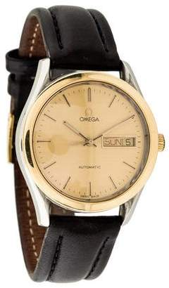 Omega Classic Day-Date Watch