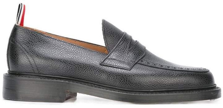 contrast sole loafers - Black Thom Browne kki3o15L