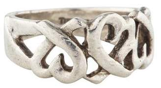 Tiffany & Co. Loving Heart Band