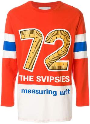 Henrik Vibskov 72 measuring sweatshirt