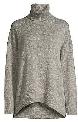 Lafayette 148 New York Women's Oversized Cashmere Turtleneck Sweater