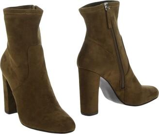 07807ddf385 Steve Madden Green Women s Boots - ShopStyle