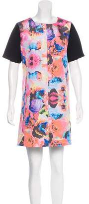 Finders Keepers Printed Shift Dress