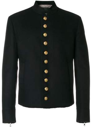 Dolce & Gabbana buttoned military jacket