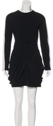 A.L.C. Draped Mini Dress