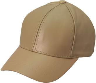 Winner Leather Caps Genuine Leather Baseball Cap Hat Made In The USA