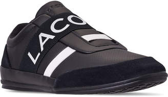 Lacoste Men's Misano Elastic Slip-On Casual Shoes