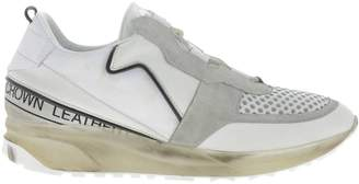Leather Crown Sneakers Shoes Men