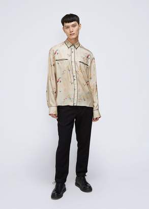 Haider Ackermann Biais Detail Shirt