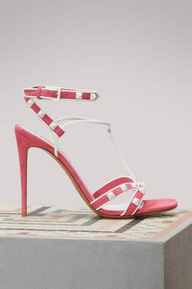 Valentino Free Rockstud heel sandals