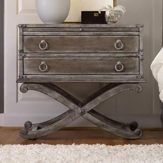 Hooker Furniture Gurley 2 Drawer Nightstand