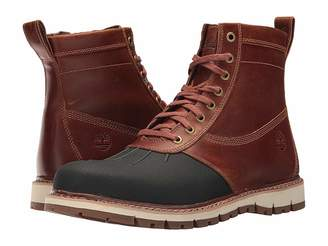 Timberland Britton Hill Rubber Toe Boot Men's Boots