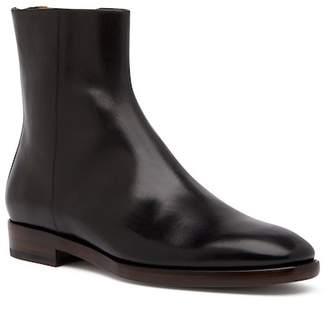 Frye Wright Back Zip Boot