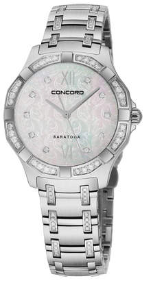 Concord Women's Saratogasl Diamond Watch
