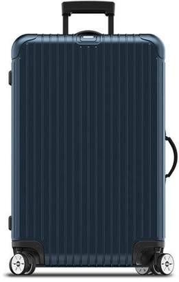"Rimowa Salsa Electronic Tag Matte Blue 26"" Multiwheel Luggage"