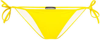 DSQUARED2 side-tie bikini bottoms