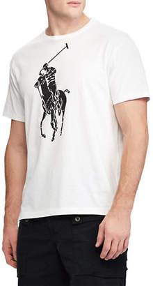 Polo Ralph Lauren Graphic Short-Sleeve Cotton Tee