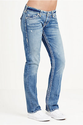 Billie Straight Super T Womens Jean $349 thestylecure.com