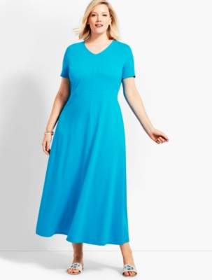 Turquoise Plus Size Dress Shopstyle