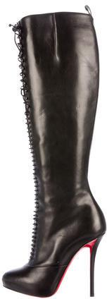Christian Louboutin Christian Louboutin Mado Leather Boots
