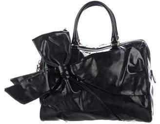 Valentino Lacca Bow Bag