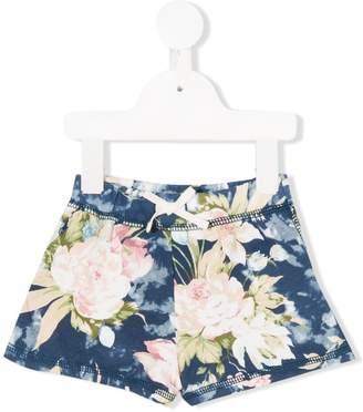 Ralph Lauren drawstring floral print shorts