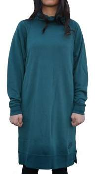 Sweatshirt Sportswear Damen Kleid Grun