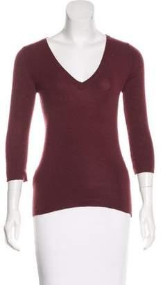 Prada Cashmere & Silk-Blend Sweater