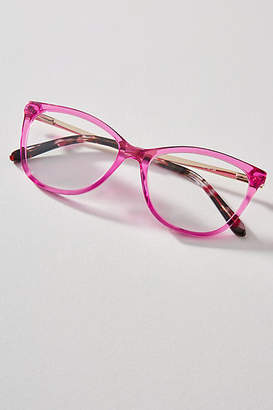 Anthropologie Valentina Cat-Eye Reading Glasses