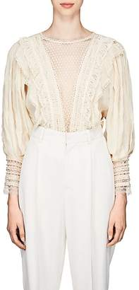 Isabel Marant Women's Embellished Rosen Blouse