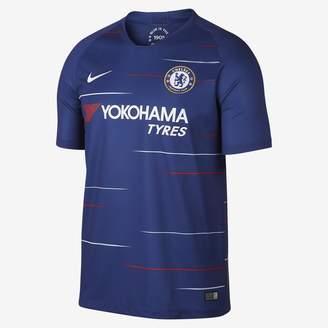 Nike 2018/19 Chelsea FC Stadium Home Men's Soccer Jersey