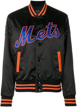 Marcelo Burlon County of Milan Mets bomber jacket