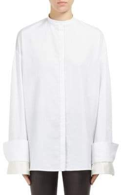Haider Ackermann Double Cuff Blouse