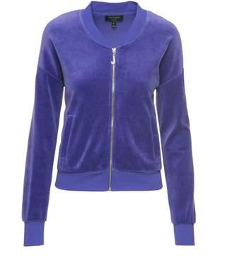 Juicy Couture J Bling Velour Westwood Jacket