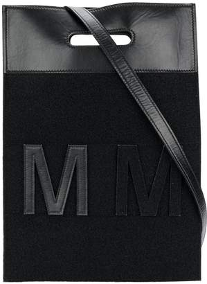MM6 MAISON MARGIELA shopping tote bag