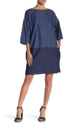 French Connection Ethel Oversized Denim Dress