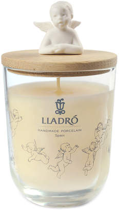 Lladro Thinking Of You Candle-Gardens Of Vlc Porcelain Figuirine