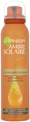 Ambre Solaire Garnier Body dry Mist Medium 150ml