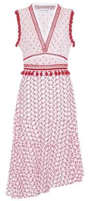 Altuzarra Eiffel cotton midi dress