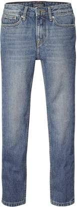 Tommy Hilfiger Girls High Waisted Slim Jean