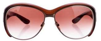 Tom Ford Dominique Butterfly Sunglasses