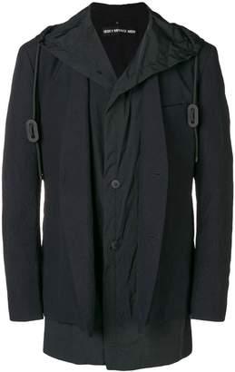 Issey Miyake rain blazer jacket