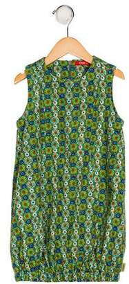 Oilily Girls' Printed Shift Dress
