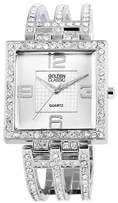 Asos Women's Quartz Watch with Different Materials 100422500001