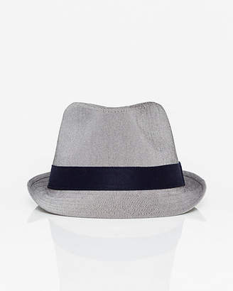 Grey Fedora Hat Men - ShopStyle Canada 8306186c09fa