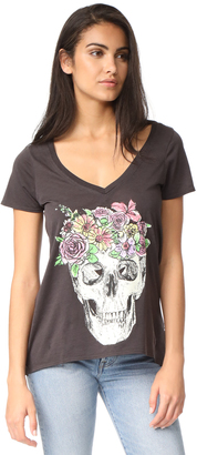 Chaser Flower Crown Tee $62 thestylecure.com