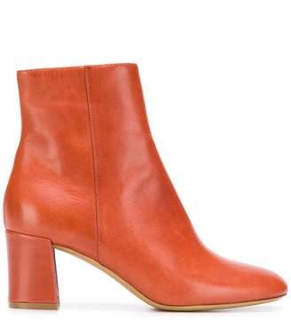 Mansur Gavriel heeled ankle boots