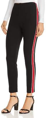 Lucy Paris Track Stripe Ponte Leggings - 100% Exclusive
