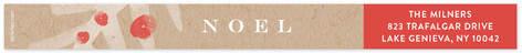 A New Noel Skinnywrap Address Labels
